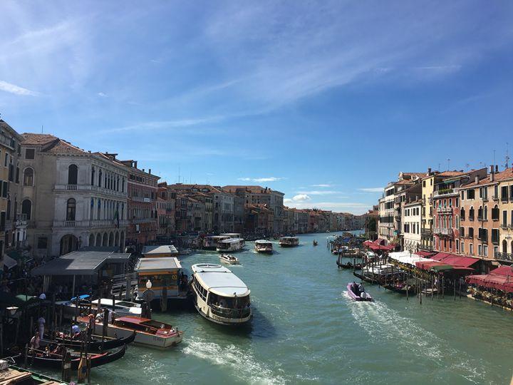 Venetian canal - atelje lerok