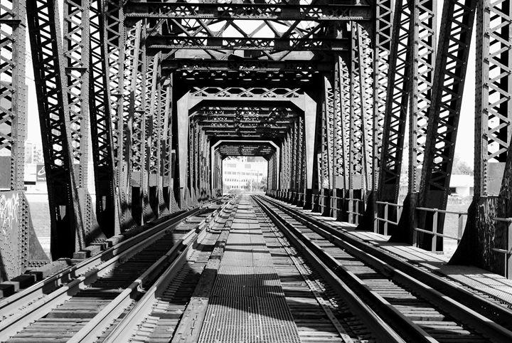 Train Bridge - Karma Lotus