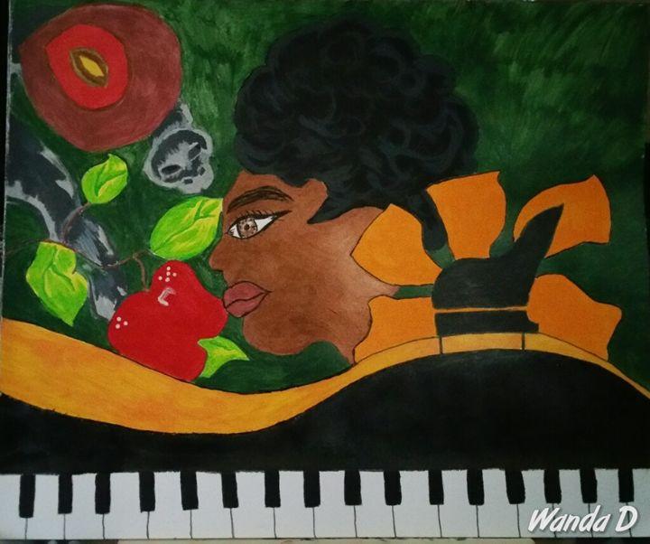 Nina Simone - Creation by Wanda