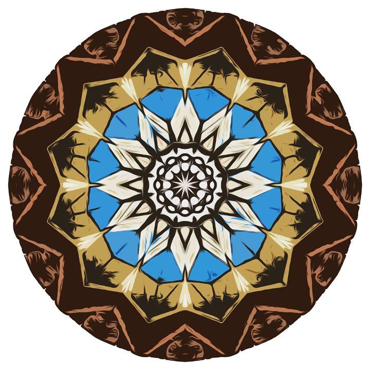 Mandala - Kaleidos, Mandalas, and Designs
