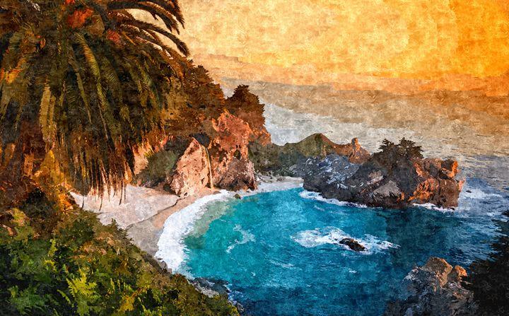 Sea Side - Arts & Frame