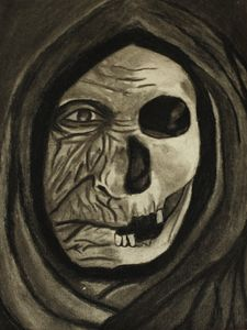 The Face of Death - The Purple Pendragon