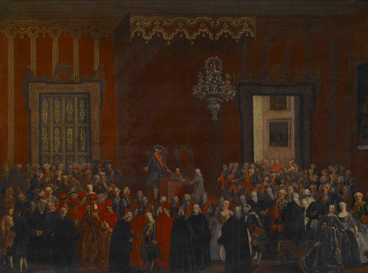 Michele Foschini (Italian, 1711-1770 - Old classic art