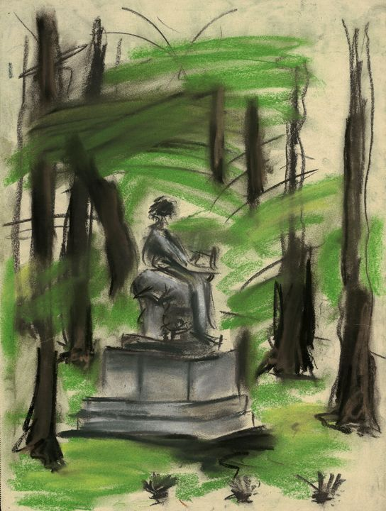 Nadel, Arno~Park - Old classic art
