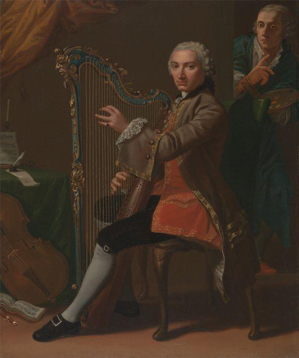 Nathaniel Dance-Holland~Cristiano Gi - Old classic art