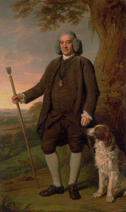 Nathaniel Dance-Holland~Thomas Sense - Old classic art