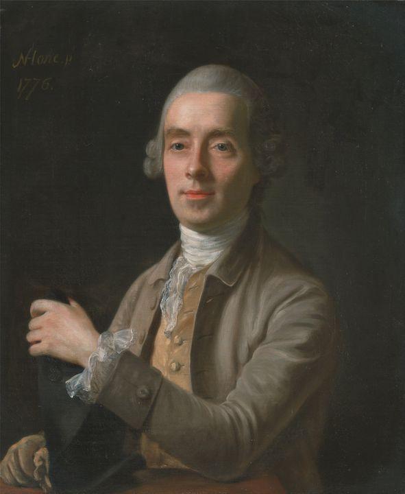 Nathaniel Hone the Elder~Benjamin Co - Old classic art