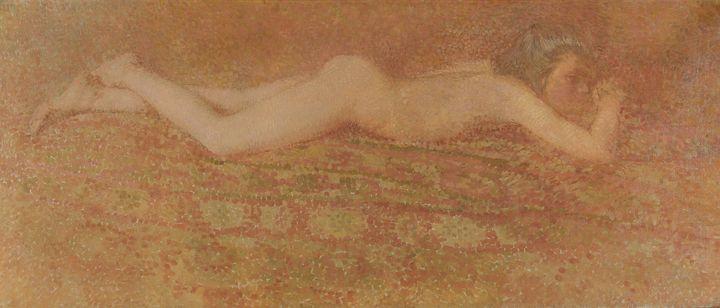 Nikola Petrov~Nude - Old classic art