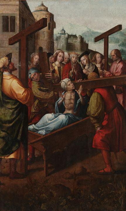 Oficina de Viseu~The miracle of the - Old classic art
