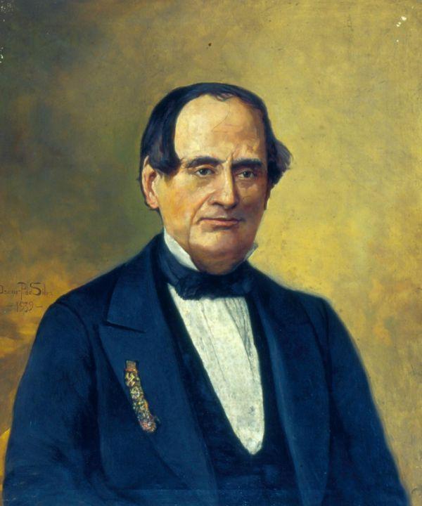 Oscar Pereira Da Silva~Retrato de Fe - Old classic art