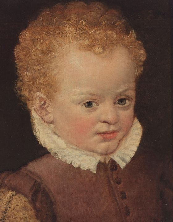 Paolo Veronese~Portrait of a Young B - Old classic art