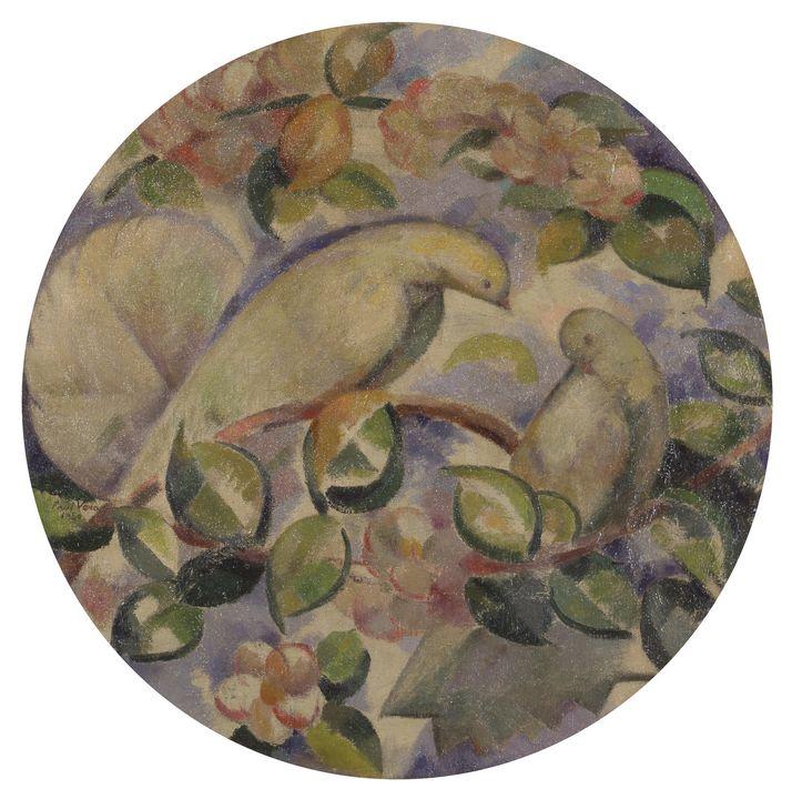 Paul Vera~Pigeons, deuxième projet d - Old classic art