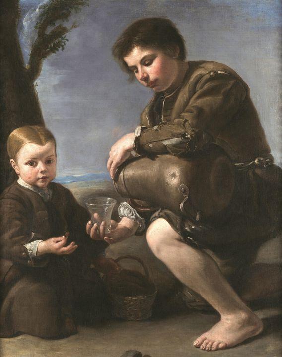 Pedro Nuñez de Villavicencio~The dri - Old classic art