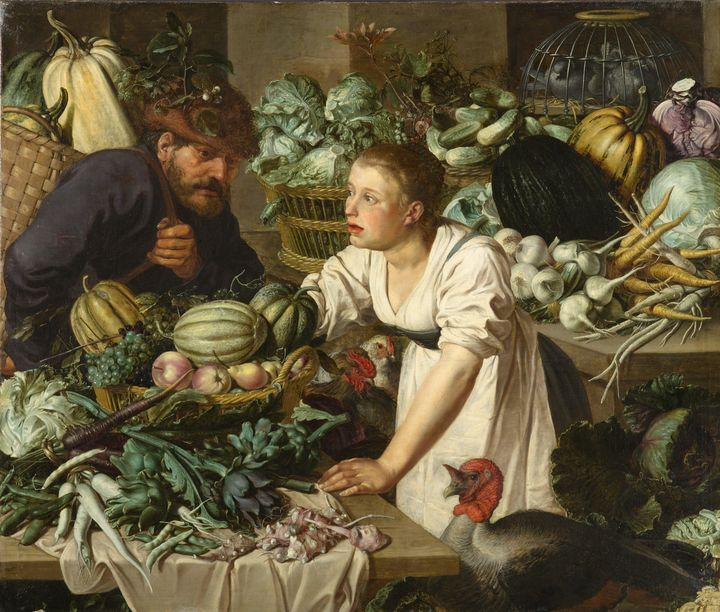 Pieter Cornelisz. van Rijck~Still Li - Old classic art