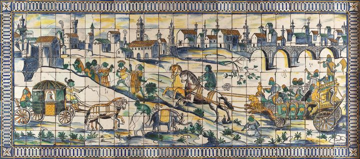 Pottery of Manuel Francisco ()~Singe - Old classic art