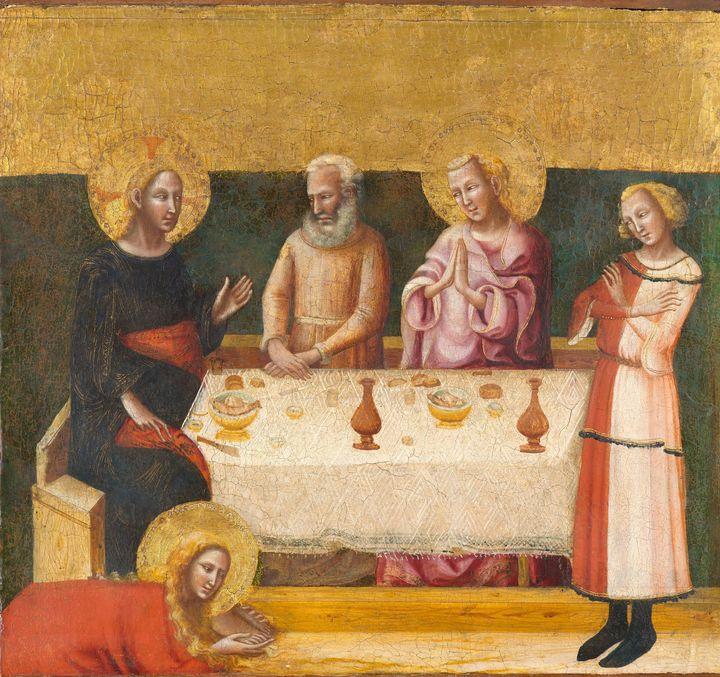 Pseudo-Jacopino di Francesco~Mary Ma - Old classic art