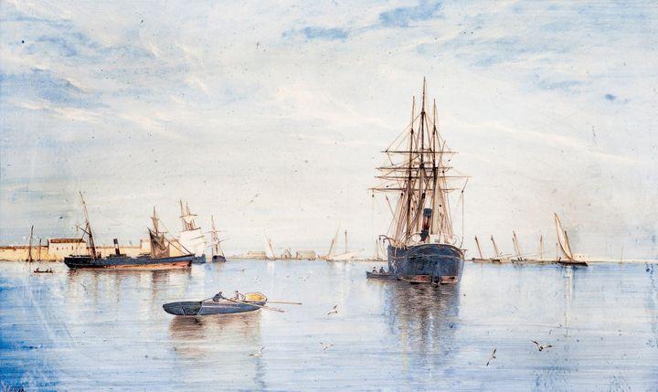 Rafael Monleón y Torres, Rafael Monl - Old classic art