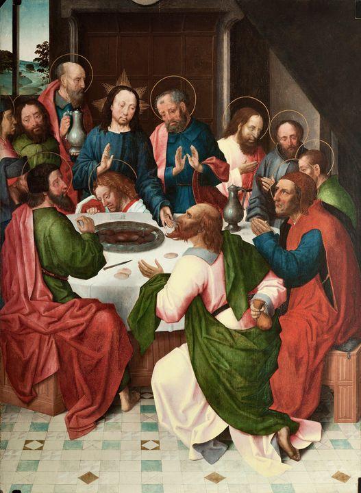 Master of Saint John the Evangelist~ - Old classic art