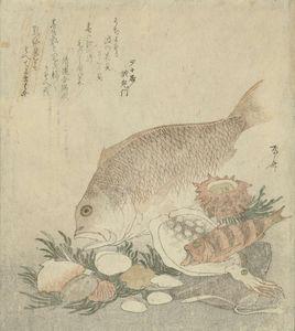 Ryūryūkyo Shinsai~Vissen en schelpen