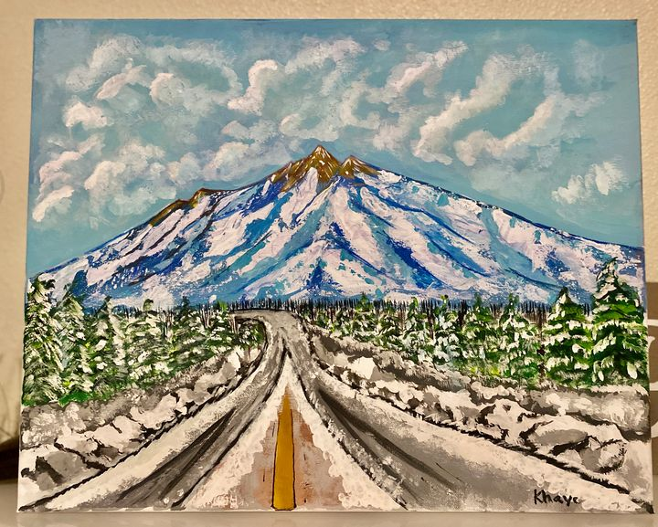 The Road to Mt. Hood - RaUSA's Designs
