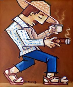 Square Man Cubano