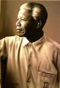 Nelson Mandela Acrylic Paintings - Nelson Mandela Acrylic Paintings