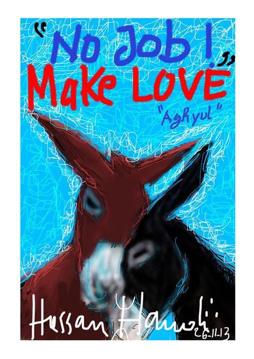 No Jobe! Make Love - Hassan Hamdi