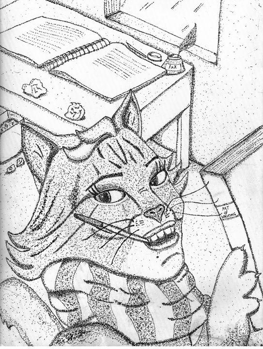 Creative Kitty - toksdesign