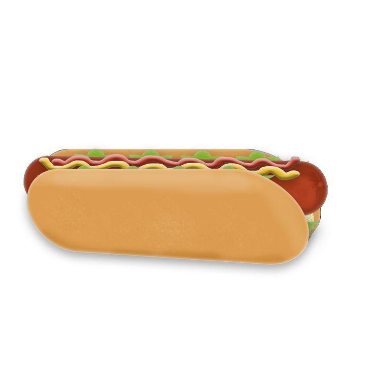 Hot Dog for You! - toksdesign