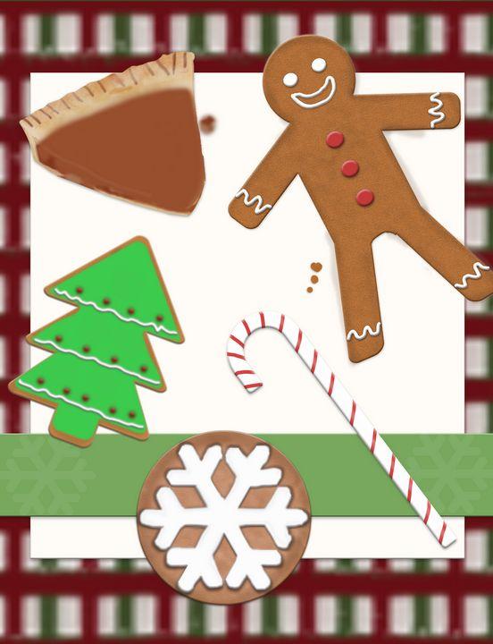 Scrumptious Christmas with Company - toksabukadesign