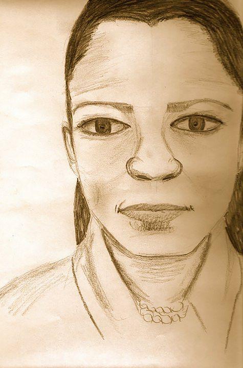 Self Portrait - toksdesign
