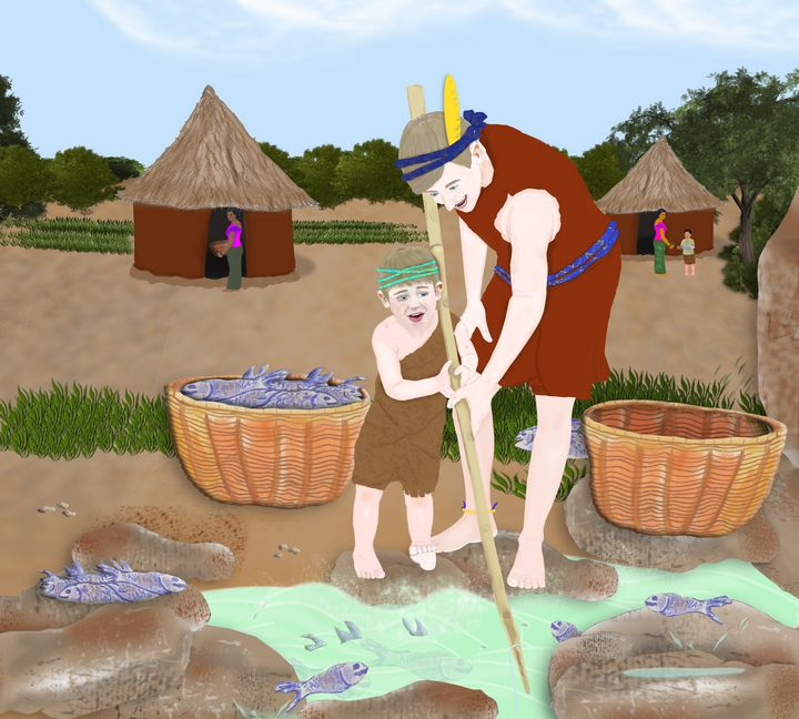 Spear Fishing Adventure! - toksdesign