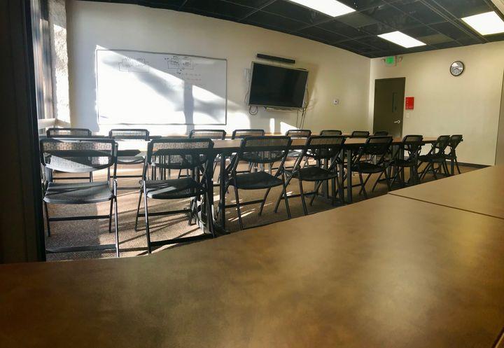Classroom at Sunrise - toksdesign