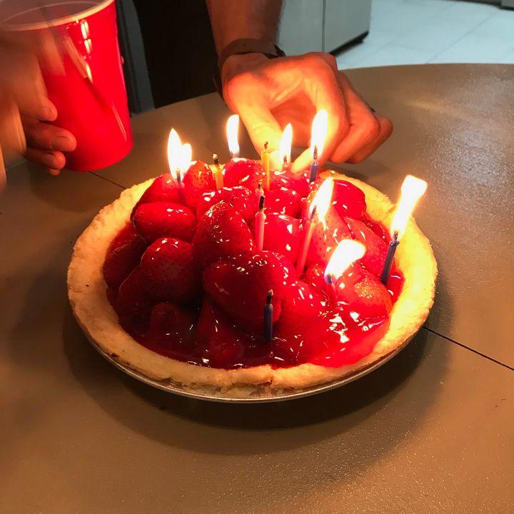 Small Birthday and Intimate Lights - toksabukadesign