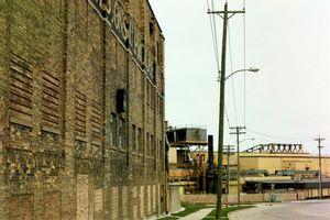 the industrial corner