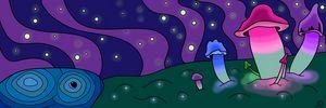 alien planet nights