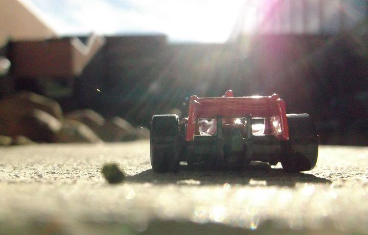 Mini F1 Racer - Perspective-S