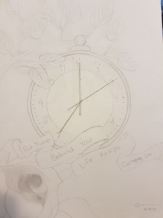 Time - colby's drawings