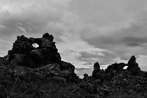The Dark Castles of Dimmuborgir
