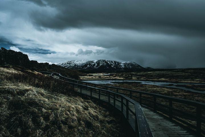 Fields of Þingvellir - Heretic's Gallery