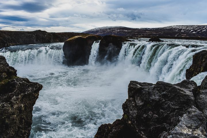 Godafoss - Heretic's Gallery