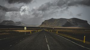 Journey Through Southern Iceland