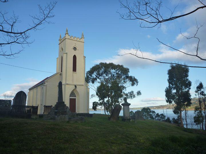 Old Church - L J Bell