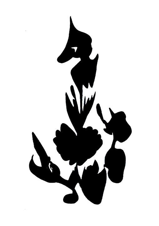 Flowerbird - Susan Daly-Gardner
