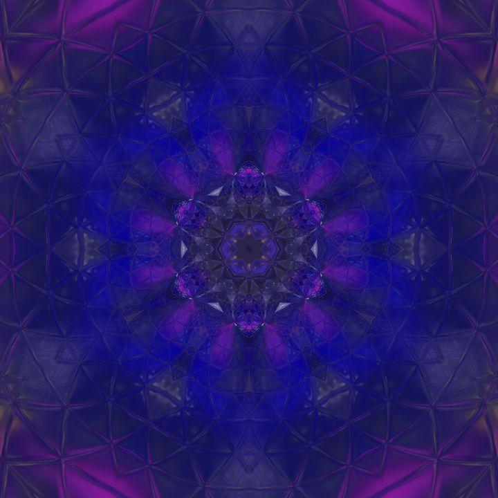 Midnight Kaleidoscope - littlegreenshoots
