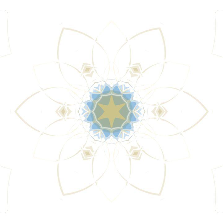 Geometric Kaleidoscope - littlegreenshoots