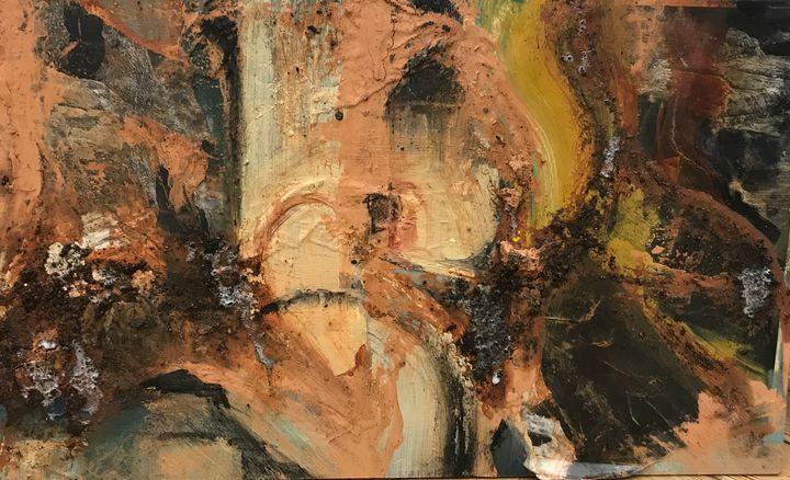 Caves, 2020 - Sunainaart97