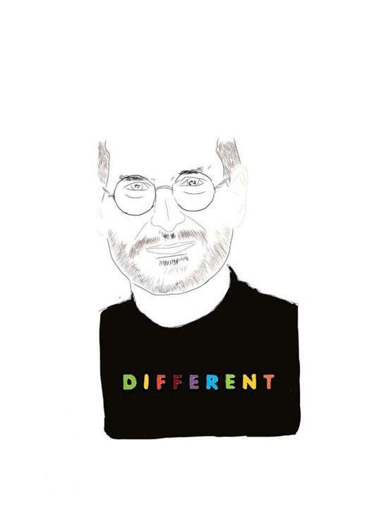 Steve jobs - My art