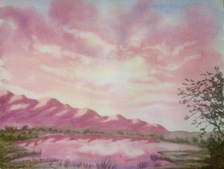 After the storm - Susannah Helene Art
