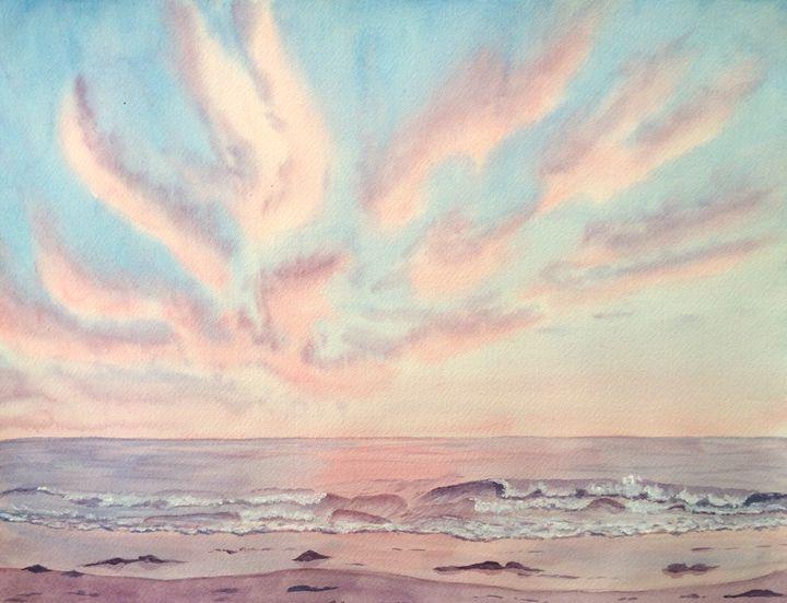 The Perfect Evening - Susannah Helene Art
